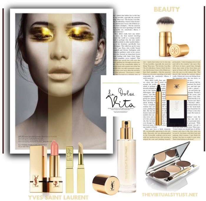 beauty-gold-collage