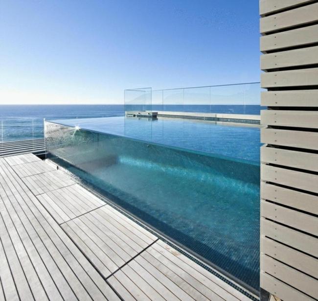 Pool-Bau-Glas-Wand-Bilder-spekakulär