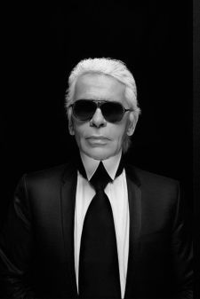 Karl Lagerfeld picture