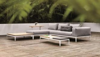 Outdoor furniture from Cosh Living