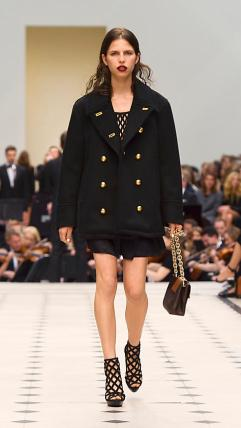 Burberry S/S16 Collection