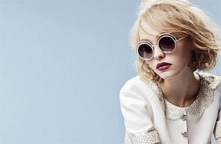 Chanel Eyewear Campaign
