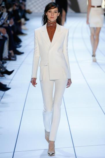 Mugler Fall 2015 from style.com