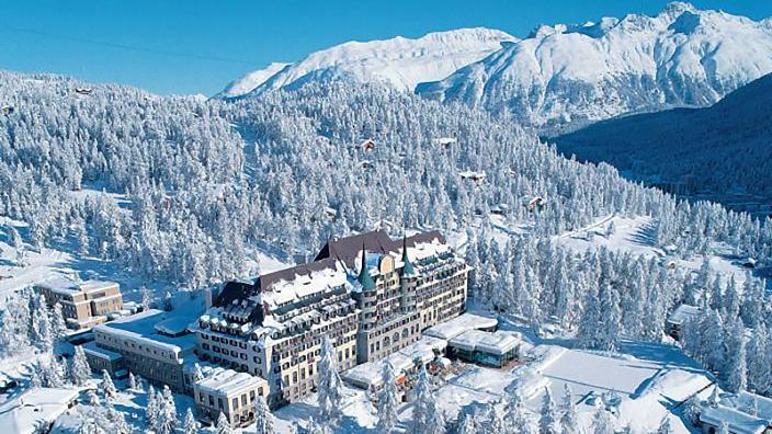 Suvretta House St.Moritz
