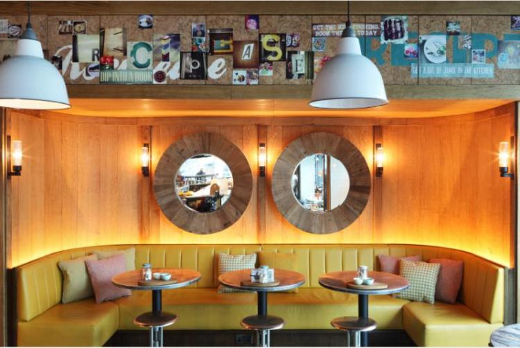 Jamie Oliver restaurant Nothing Hill2