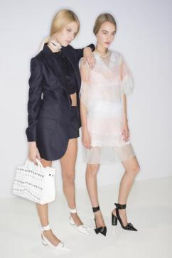 Backstage Dior S16
