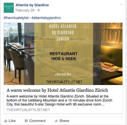 hotel atlantis facebook